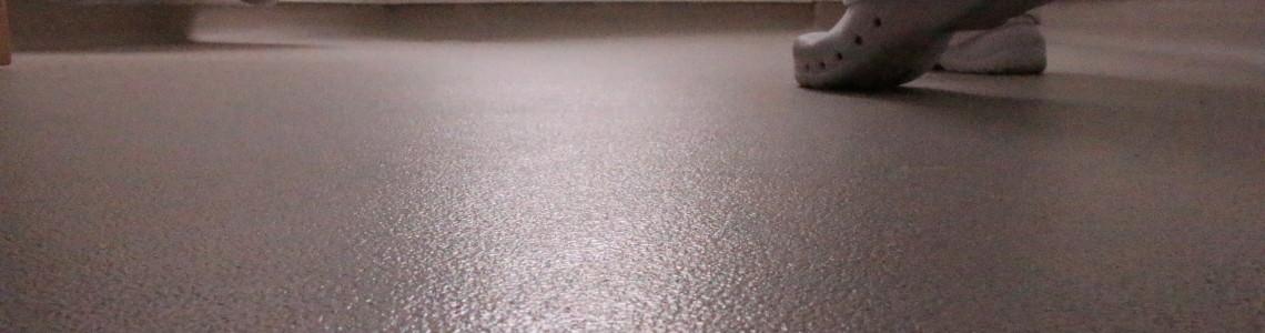 Pavimentos antideslizantes